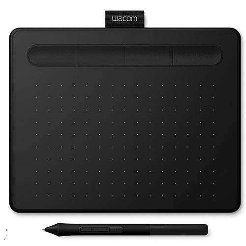 Intuos S Graphics Tablet in Black Product Image (Primary)