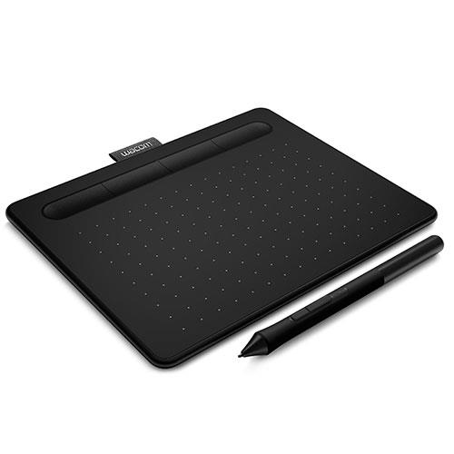 Intuos S Graphics Tablet in Black Product Image (Secondary Image 1)