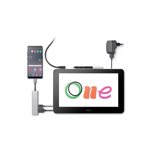 One 13.3-inch Graphics Tablet Product Image (Secondary Image 5)
