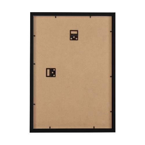 WIDD A1 Poster Frame Black Product Image (Secondary Image 1)