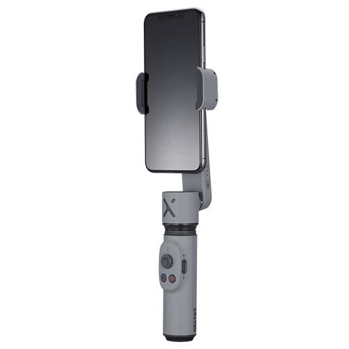 Smooth X Smartphone Gimbal Essential Combo Kit in Grey Product Image (Secondary Image 1)