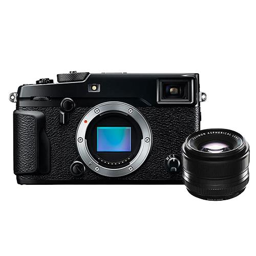 X-Pro2 Mirrorless Camera Body + XF 35mm f/1.4 Lens Product Image (Primary)