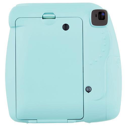 mini 9 Instant Camera in Ice Blue with 10 Shots and 50 Shot Pack Product Image (Secondary Image 4)