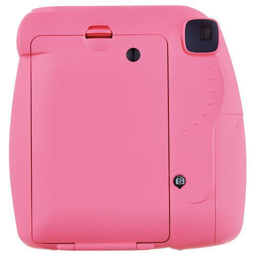 mini 9 Instant Camera in Pink with 10 Shots and 50 Shot Pack Product Image (Secondary Image 4)
