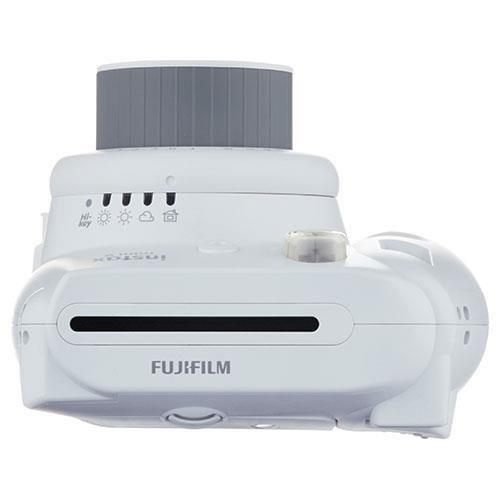 mini 9 Instant Camera in White with 10 Shots and 50 Shot Pack Product Image (Secondary Image 2)