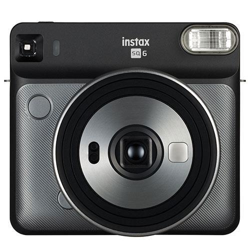 Square SQ6 Instant Camera in Graphite Grey with Square Film Twin Pack Product Image (Secondary Image 1)