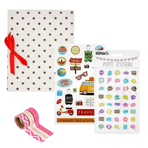 Scrapbook Bundle in Blue Product Image (Primary)
