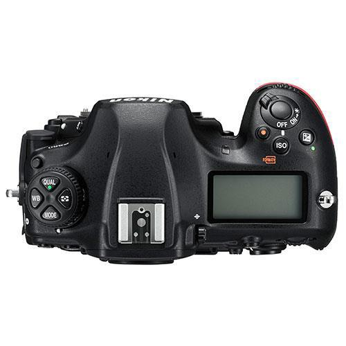 D850 Digital SLR Body with MB-D18 Multi-Battery Grip Product Image (Secondary Image 2)