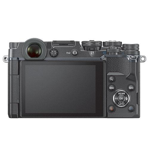 PEN-F Mirrorless Camera Body in Black + 12-40mm f/2.8 Pro Lens Product Image (Secondary Image 1)