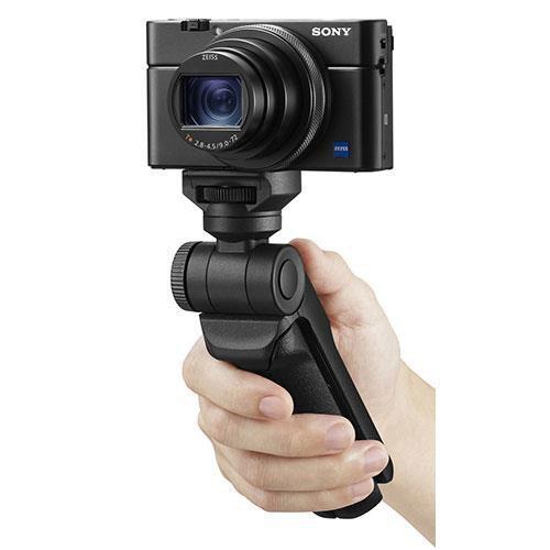 ECM-CG60 Shotgun Microphone & Sony GP-VPT2BT Grip Product Image (Secondary Image 2)