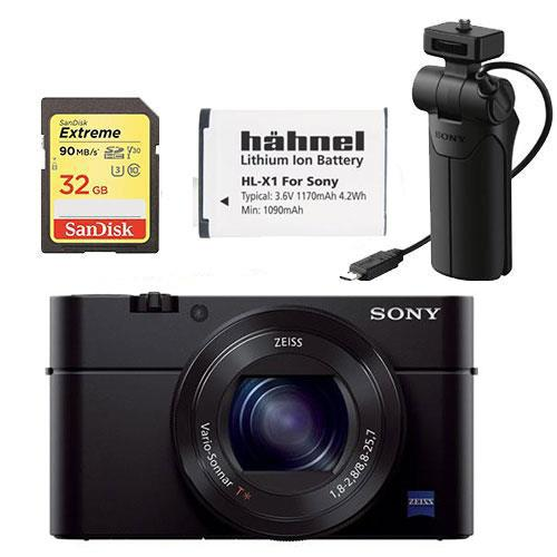 Cyber-shot DSC-RX100 III Compact Creators Kit (Battery) Product Image (Primary)