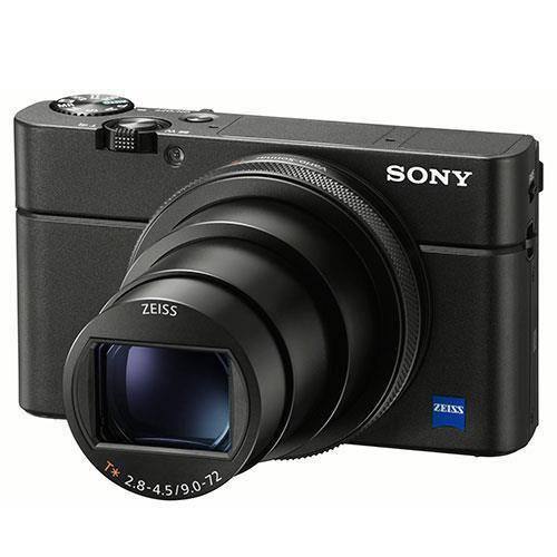 Cyber-Shot DSC RX100 VI Digital Camera Creators Kit (Battery) Product Image (Secondary Image 3)