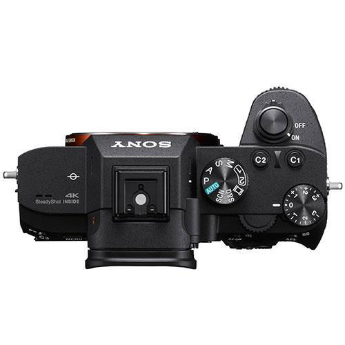a7 III Mirrorless Camera Body with FE 50mm f/1.8 Lens Product Image (Secondary Image 2)