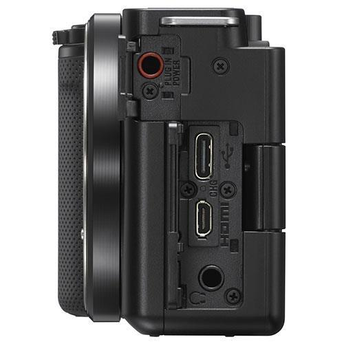 ZV-E10 Mirrorless Vlogger Camera Body Creator Kit Product Image (Secondary Image 3)