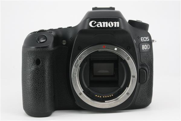 EOS 80D Digital SLR Body - Primary Sku Image