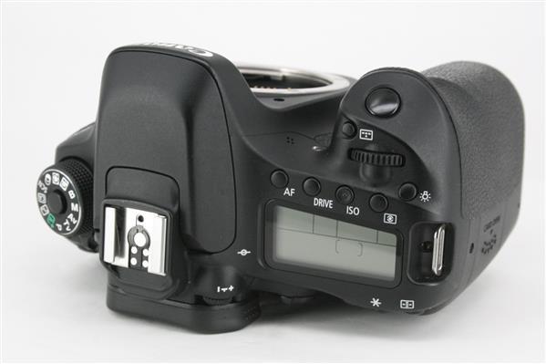 EOS 80D Digital SLR Body - Secondary Sku Image