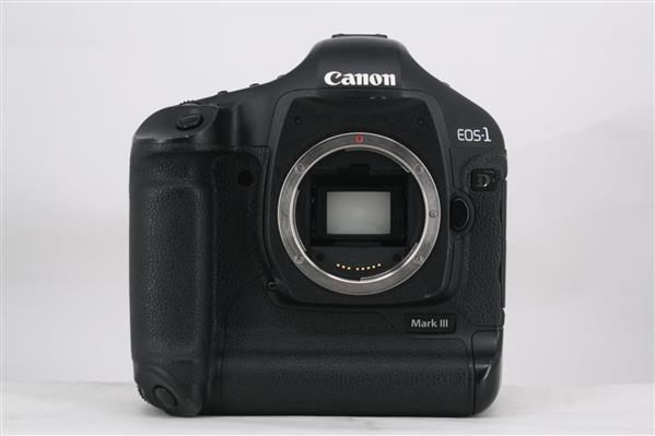 EOS 1D Mk III (Body Only) - Primary Sku Image