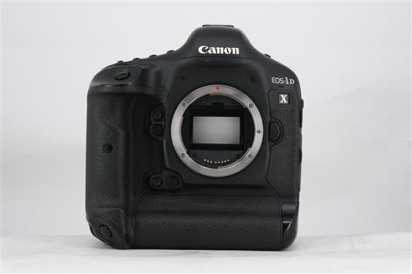 EOS-1D X DSLR Camera Body Only - Primary Sku Image