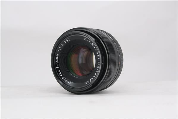 XF 35mm f/1.4 R Lens - Primary Sku Image
