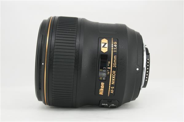 AF-S 35mm f/1.4G Lens - Secondary Sku Image