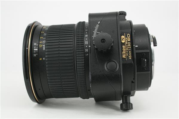 Nikkor 45mm f/2.8D ED PC-E Lens - Primary Sku Image