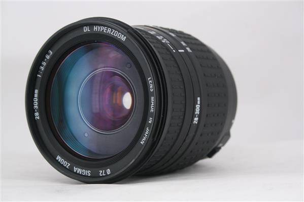 28-300mm f/3.5-6.3 Aspherical IF Hyperzoom (Canon AF) - Primary Sku Image
