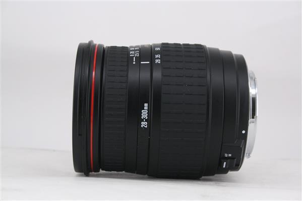 28-300mm f/3.5-6.3 Aspherical IF Hyperzoom (Canon AF) - Secondary Sku Image