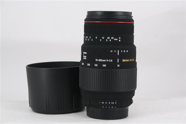 70-300mm f/4-5.6 APO DG Macro (Nikon Fit - Non-Motorised) - Secondary Sku Image