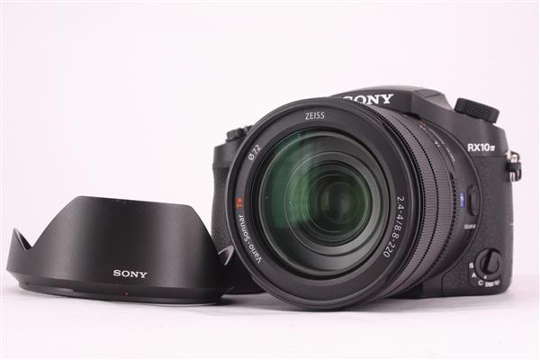 Sony Cyber-Shot RX10 IV Digital Camera - Jessops