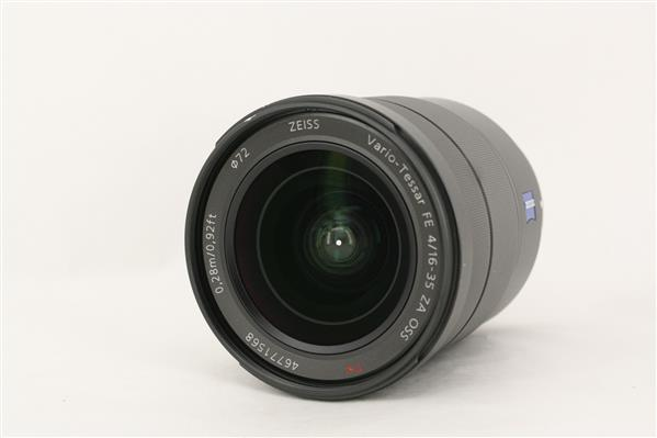 16-35mm f/4 Vario-Tessar T FE ZA OSS Lens - Primary Sku Image