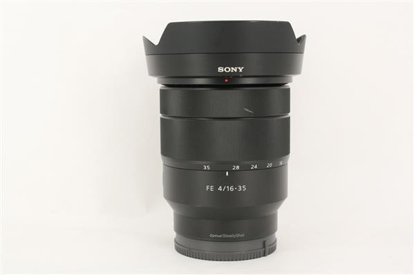16-35mm f/4 Vario-Tessar T FE ZA OSS Lens - Secondary Sku Image