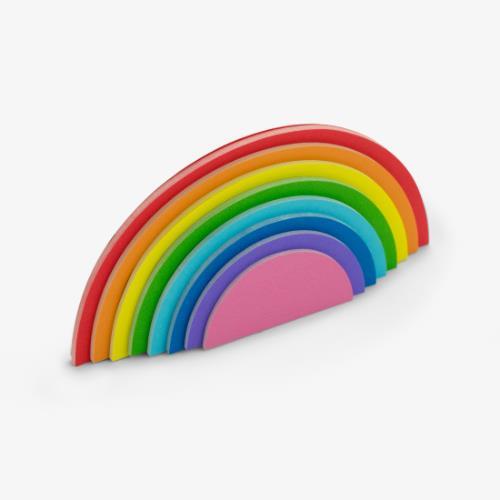 MUSTARD Rainbow Sticky Notes Product Image (Secondary Image 1)