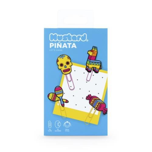 MUSTARD Pinata Picture Hangers Product Image (Primary)