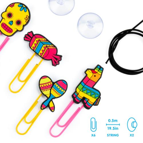 MUSTARD Pinata Picture Hangers Product Image (Secondary Image 3)