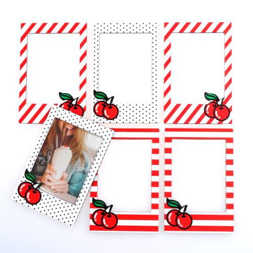 MUSTARD Cherry Magnetic Frames Product Image (Secondary Image 1)