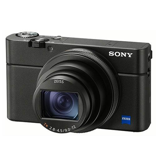 Cyber-Shot DSC RX100 VI Digital Camera - Ex Demonstration Product Image (Primary)