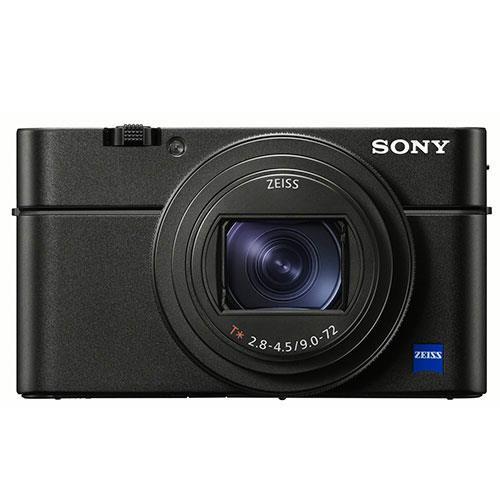 Cyber-Shot DSC RX100 VI Digital Camera - Ex Demonstration Product Image (Secondary Image 1)