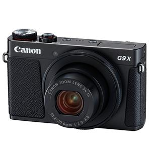 Buy Canon PowerShot G9 X Mark II Compact Camera in Black from Jessops