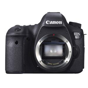 Buy Canon EOS 6D Digital SLR Camera Body Only from Jessops