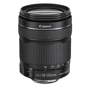 Buy Canon EF-S 18-135mm f/3.5-5.6 IS STM Lens from Jessops