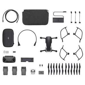 Buy DJI Mavic Air Fly More Combo Drone in Onyx Black from Jessops
