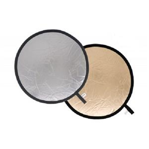 Buy Lastolite Collapsible Reflector 95cm Silver/Gold from Jessops