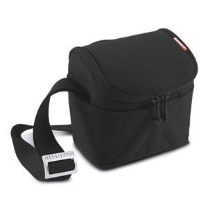 Buy Manfrotto Amica 30 Shoulder Bag in Black from Jessops