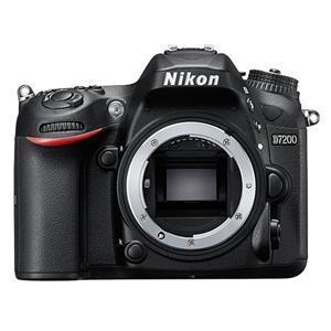 Buy Nikon D7200 Digital SLR Body from Jessops