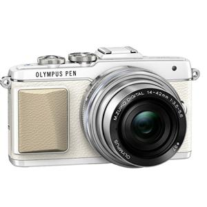 Buy Olympus PEN E-PL7 Compact System Camera in White with 14-42mm EZ Lens from Jessops