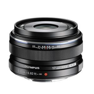 Buy Olympus M.ZUIKO Digital 17mm f1.8 Lens in Black from Jessops