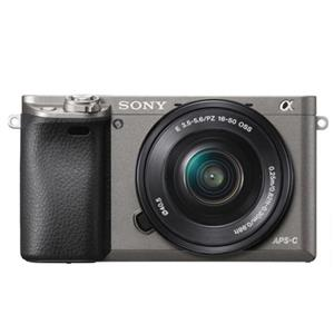 Buy Sony A6000 Mirrorless Camera in Grey + 16-50mm Power Zoom Lens from Jessops