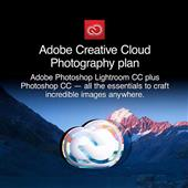 A picture of Jessops Adobe Photoshop Creative Cloud Photography Plan Full Licence for 12 Months
