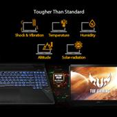 "A picture of Asus TUF Gaming FX505DV AL014T 15.6"" Notebook"