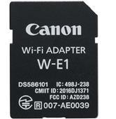 A picture of Canon W-E1 WiFi Adapter
